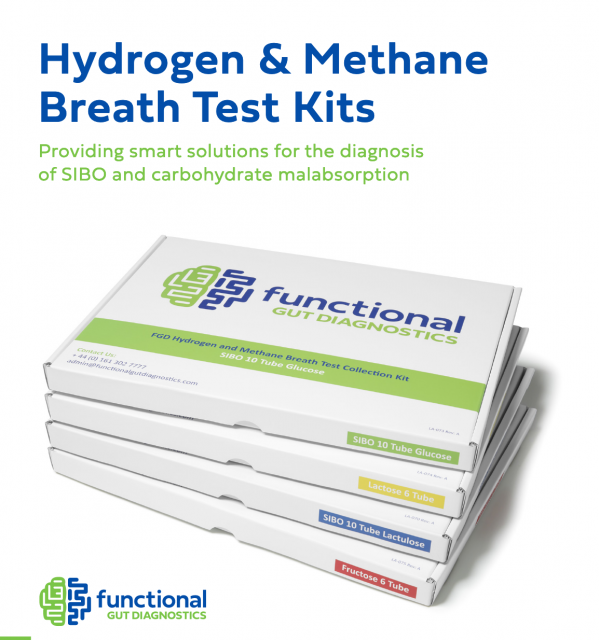 Hydrogen Breath Test Kits at the Paediatric Gut Investigation Clinic in Horley and Reigate, Surrey